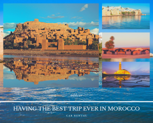 car rental Morocco