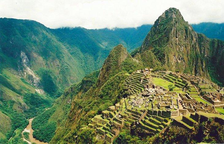 Car Hire in Peru