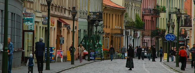 Quick Tips For Travellers In Kaunas Downtown Car Rental