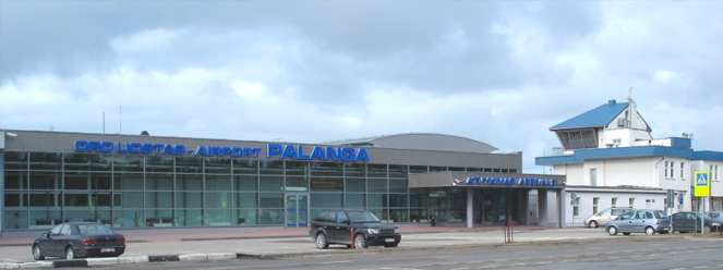 Palanga Airport, Lithuania