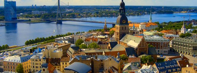 Riga latvia City Riga is the largest city of