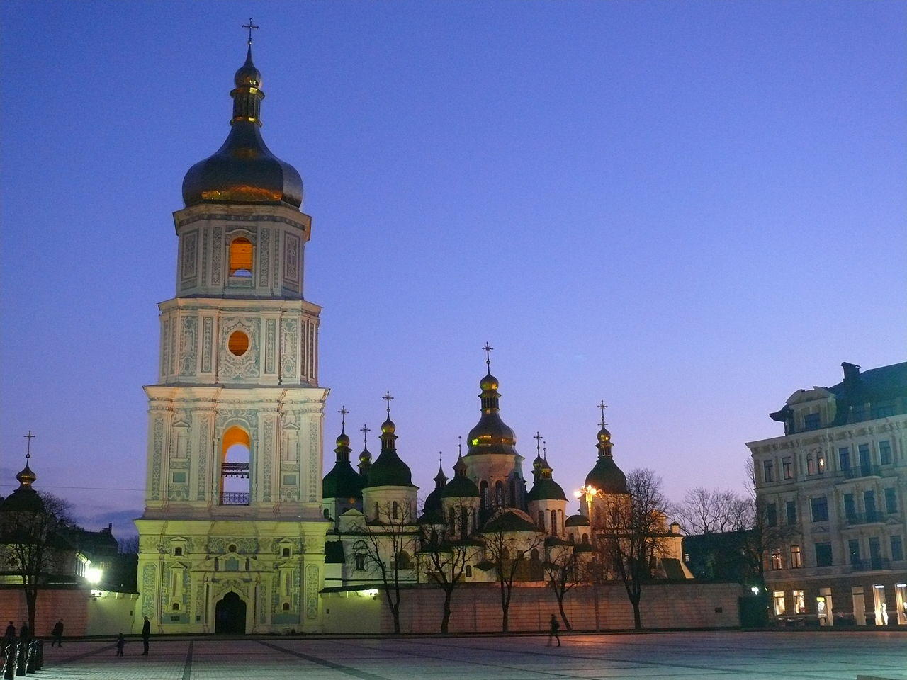 Saint Sophia Cathedral, Ukraine Car hire